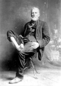 John Henry Booty John Estes