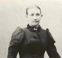 Elizabeth <i>Alberson</i> Settle