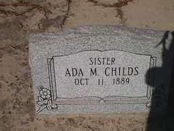 Ada M. Childs