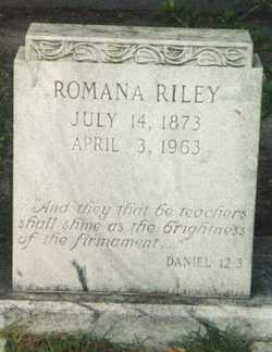 Romana H. Miller Riley