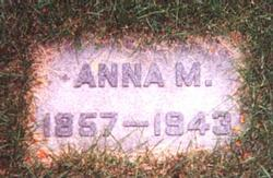Anna Maria <i>Shine</i> McManimen