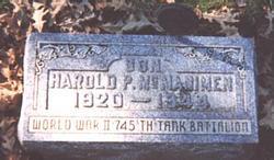 Harold Patrick McManimen