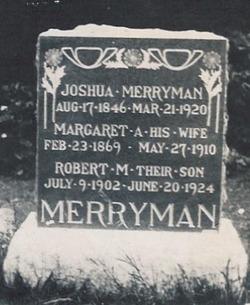 Joshua Earle Merryman