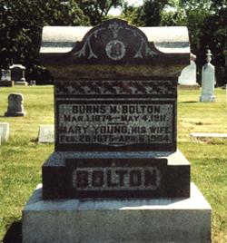 Mary <i>Young</i> Bolton