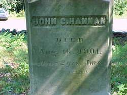 John C Hannan