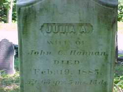 Julia A <i>Overlock</i> Hannan