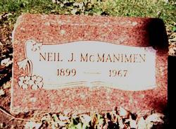 Cornelius Joseph McManimen