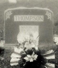 Maton Hale Thompson
