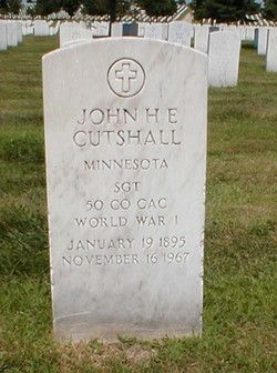 John H E Cutshall