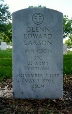 Glenn Edward Larson