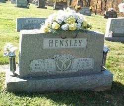 Ewell Hensley