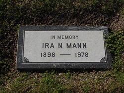 Ira Nathaniel Mann
