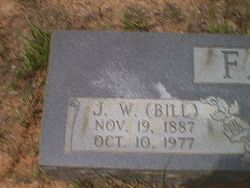 Joseph William (Bill) Faulk