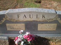 Edward Lee Faulk