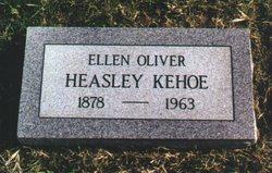 Ellen Ella <i>Oliver</i> Heasley Kehoe