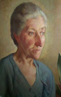 Elizabeth Caroline <i>Fox</i> Bahr