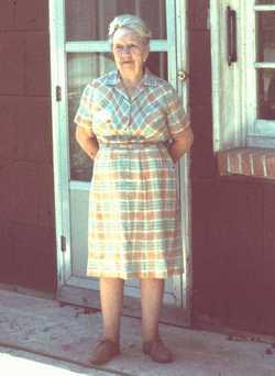 Nettie Beryl <i>Bigler</i> Bowers