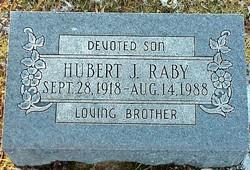 Hubert James Raby