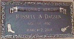 Russell A Dagsen