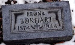 Leona <i>Taghon</i> Bokhart
