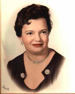 Bertha A Credeur