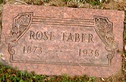 Rose <i>Baker</i> Taber
