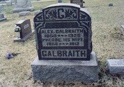 Pheobe Jane <i>Burnfield</i> Galbraith
