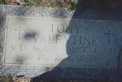 Anthony Joseph Valentine, Jr