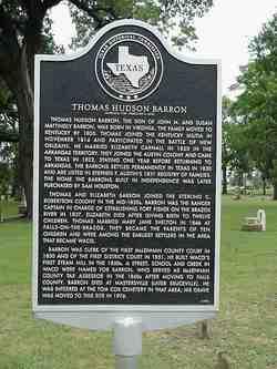 Thomas Hudson Barron