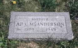 Ada M Anderson