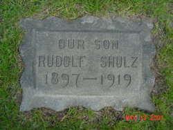 Rudolf Ralph/Rudy Schulz, Jr