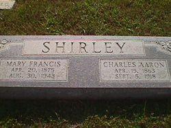 Charles Aaron Shirley