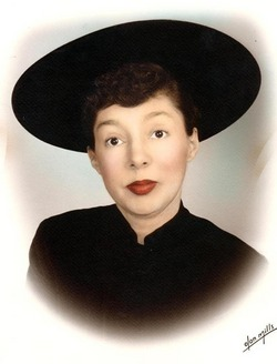 Eleanor Caroline <i>LeComte</i> Keider