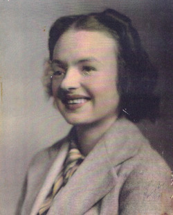 Rev Beulah Mae <i>Webster</i> Childers