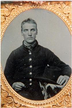 Pvt Edwin John. Everden