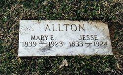 Mary Emily Allton
