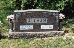 Effie B. Allman