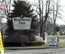 Washington Park East Cemetery