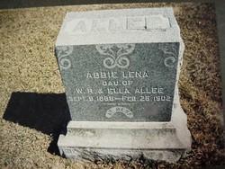 Abbie Lena Allee
