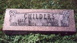 Nellie <i>Newton</i> Childers