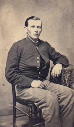 Pvt Joseph Thompson