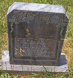 Geneva Ann Kilpatrick