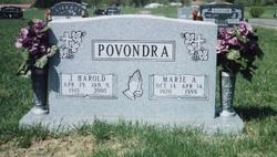 Harold Povondra