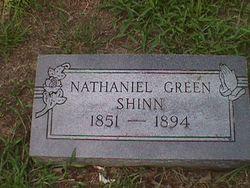 Nathaniel Green Shinn