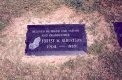 Forest Walter Albertson