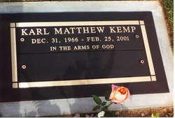 Karl Matthew Kemp
