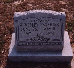 W. Wesley Lasseter