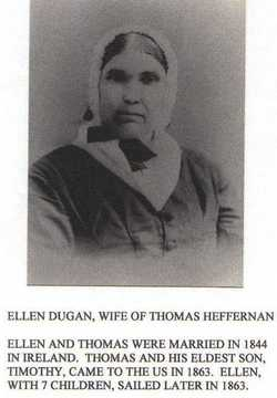 Ellen <i>Dugan</i> Heffernan