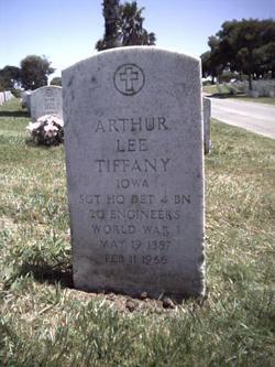 Arthur Lee Tiffany