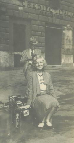 Clara Bernice B <i>Wedum</i> Hancock